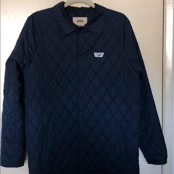 vans original jacket